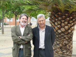 Manuel Fuentes nos visitó en Junio